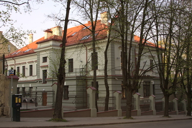 Dembowskių vila