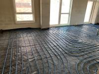 Įrenginėjamas grindinis šildymas